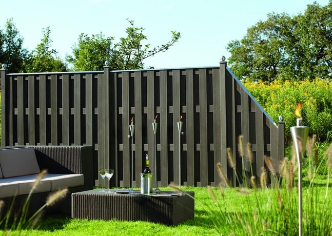 ber ideen zu zaunelemente holz auf pinterest z une holz gartenzaun und gartenbank. Black Bedroom Furniture Sets. Home Design Ideas