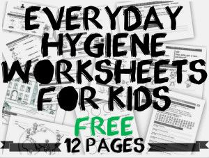Share Tweet Pin Mail          Everyday Hygiene Worksheets For Kids Level 1 Everyday Hygiene Worksheets For ...