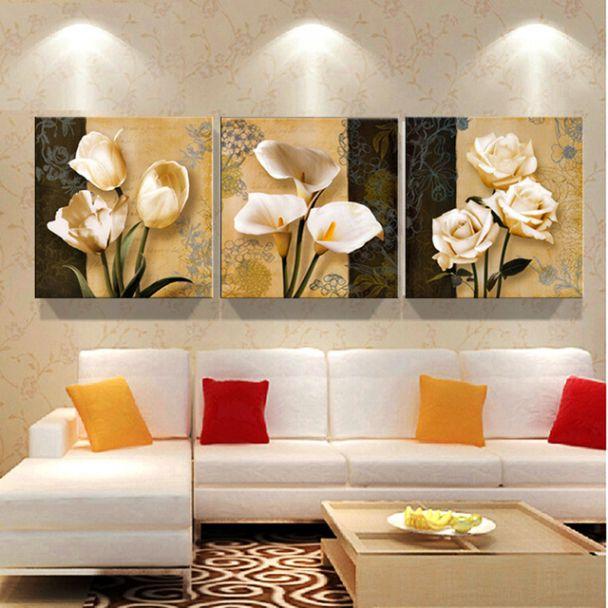 Pop Kunst Tableau Peinture Sur Toile Moderne Decoracion Hogar With 20 Premium Photographie De Tableau Moderne Tableaux Modernes Tableau Fleurs Casa Decoration