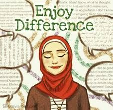 **enjoy difference **