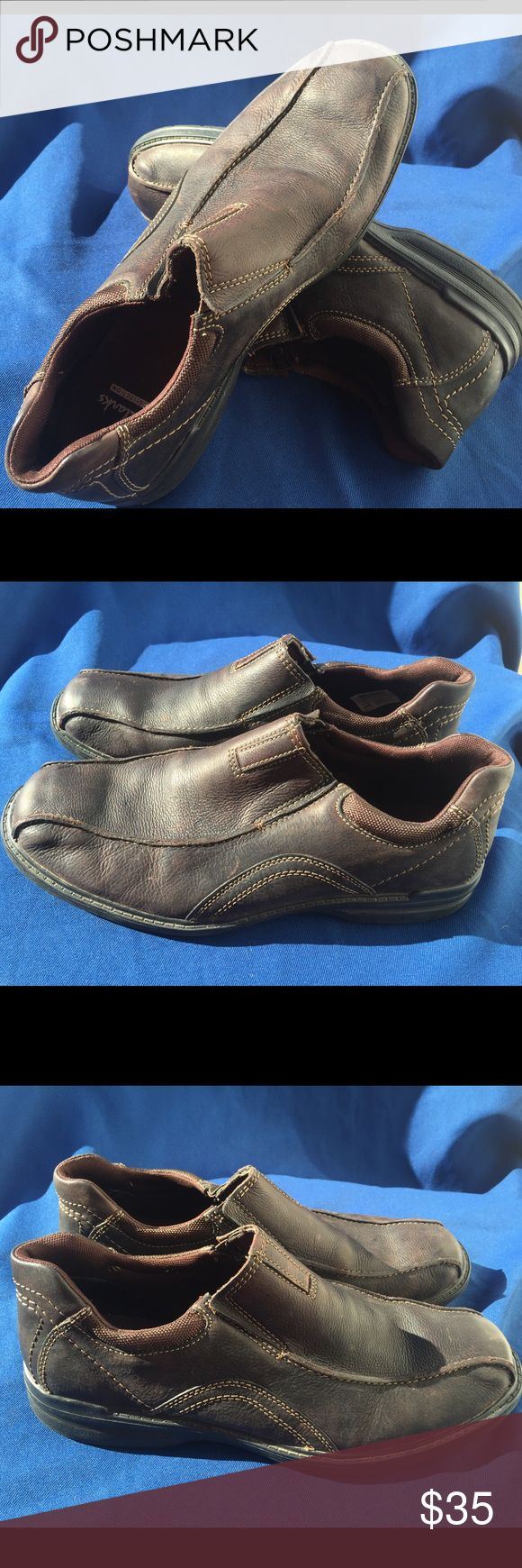 Men's Clarks Sherwin Time size 13 Like new Clarks Shoes Loafers & Slip-Ons