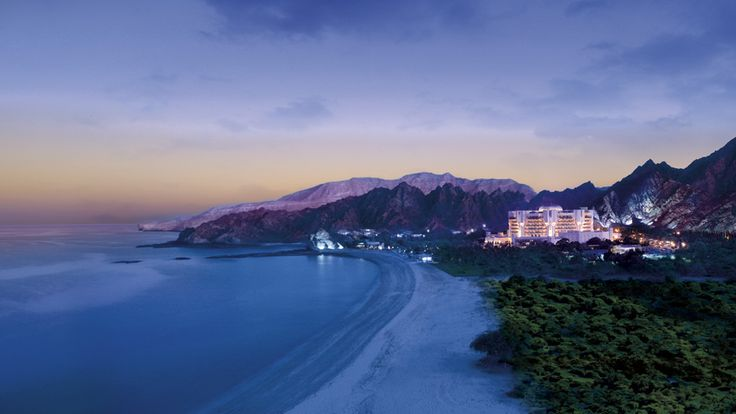 Resort Exterior - Whisk your loved one off to an unforgettable getaway, even more enchanting at night.