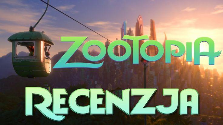 Zwierzogród (Zootopia) - recenzja