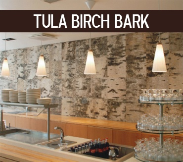 Tula Birch Bark Sustainable Wall Panel By Materials Inc