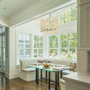 Classic Elegance - traditional - Dining Room - Boston - Jan Gleysteen Architects, Inc