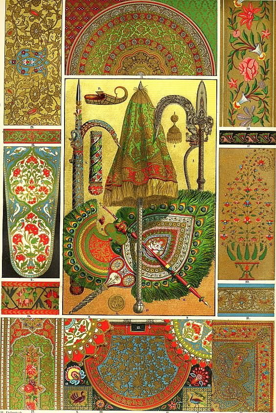 Images about mughal motifs on pinterest north