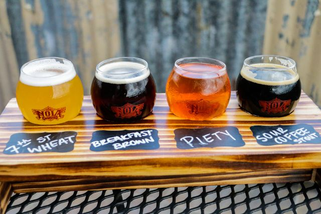 NOLA Brewery & Tap Room | New Orleans | Nightlife Venue