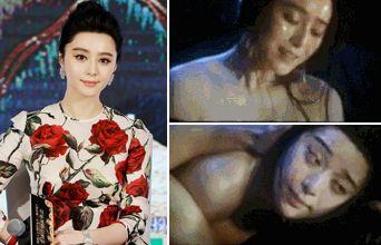'Cảnh nóng'  của Phạm Băng Băng Với Lê Minh  như phim cấp 3