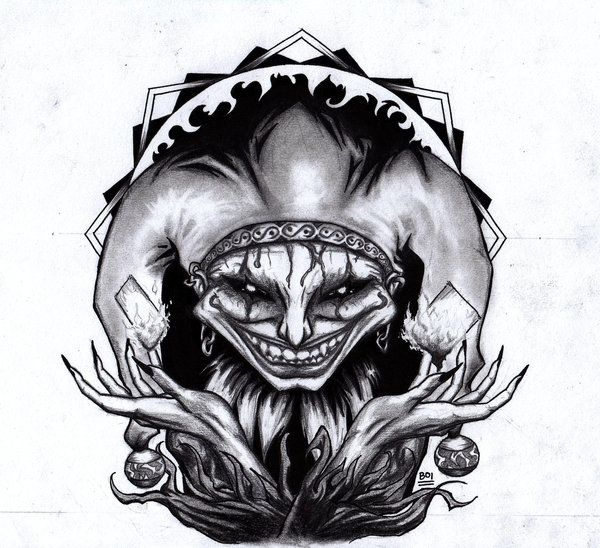 Evil Bastard By Ako-si-boi On DeviantART