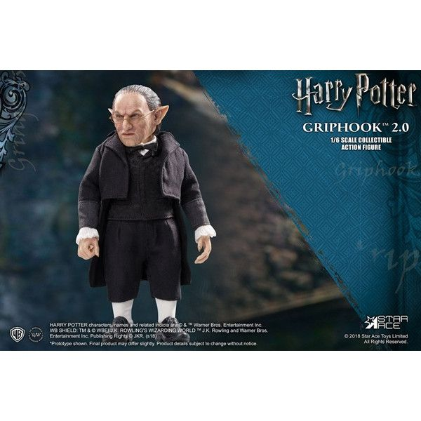 Jetzt Im Shop Harry Potter Griphook 2 0 Version My Favourite Movie 1 6 Actionfigur 20 Cm Preis 159 00 Heiligtumer Des Todes Figur Harry Potter