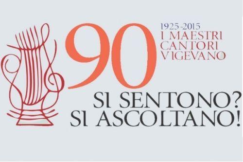 """La corale de """"I Maestri Cantori di Vigevano"""" fu costituita nel 1925 da un gruppo di giovani dotati di bella voce per sopperire alle nec..."""