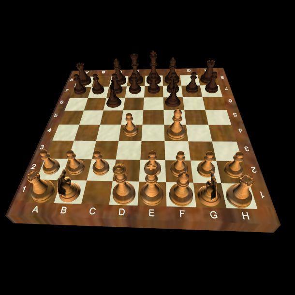 Online 3D CHESS | Board Games Online