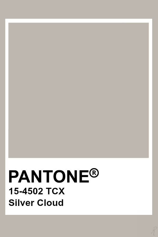 Pantone Silvercloud Google Search Schoner Wohnen Farbe Pantone Hochzeit Motto
