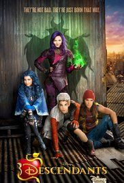 The Descendants Disney Full Movie. A present-day idyllic kingdom where the benevolent teenage son of King Adam and Queen Belle offers a chance of redemption for the trouble making offspring of Disney's classic villains: ...