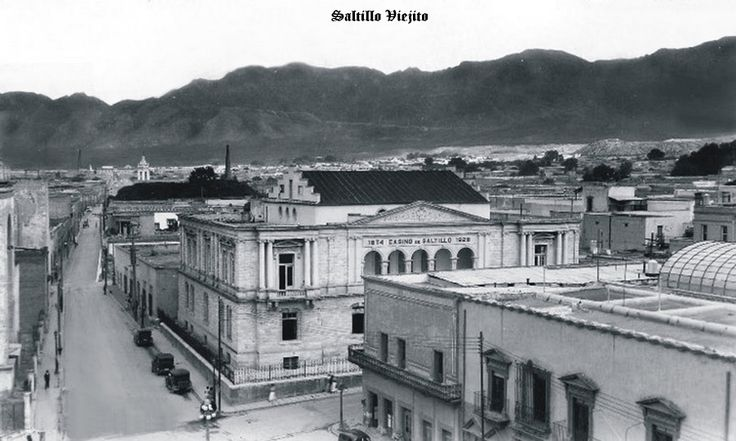 Casino Juarez en Saltillo Coahuila Mexico