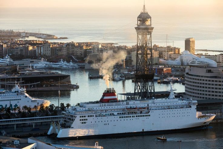 Air quality on cruise ships '20 times worse' than in a busy city centre  #UnitedHub #CruiseTravel