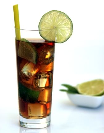 long island iced tea-- my favorite-- vodka, gin, rum, tequila, triple sec and cola