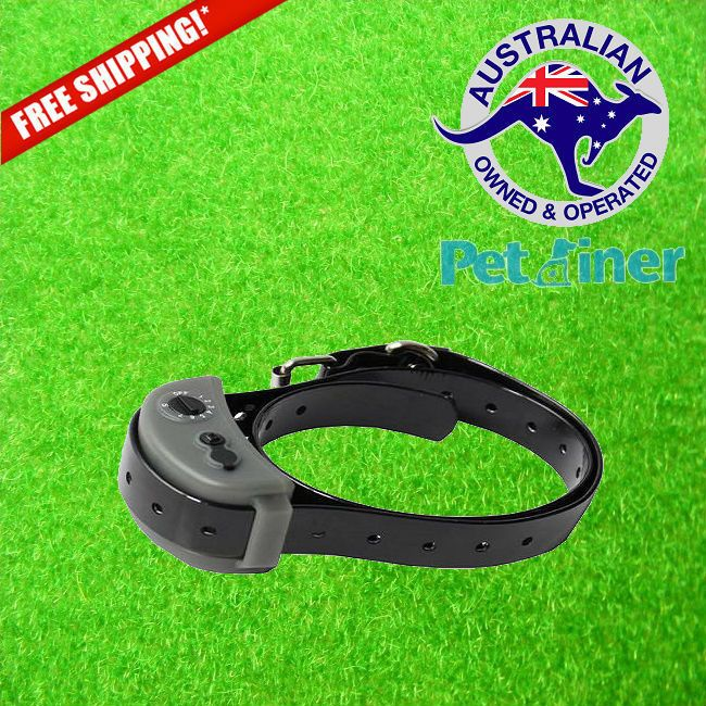 Petrainer PET-854 Bark Collar Rechargeable and Submersible