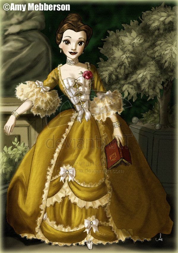 189 Best Disney Beauty And The Beast Art Images On