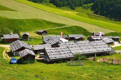 Fane, Vals - Valles, Südtirol - Alto Adige #südtirol #altoadige