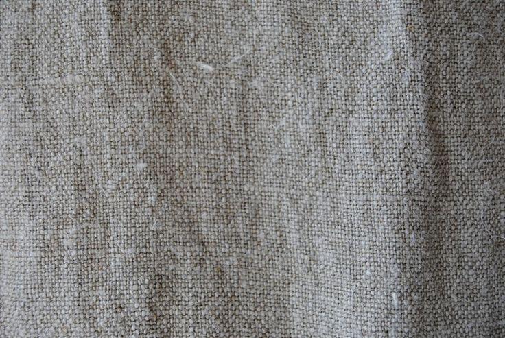 Stoned Linen Flax 100% linen - 125cm