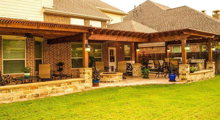 Backyard Retreat