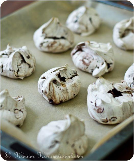 Bisous au chocolat | Kleiner Kuriositätenladen
