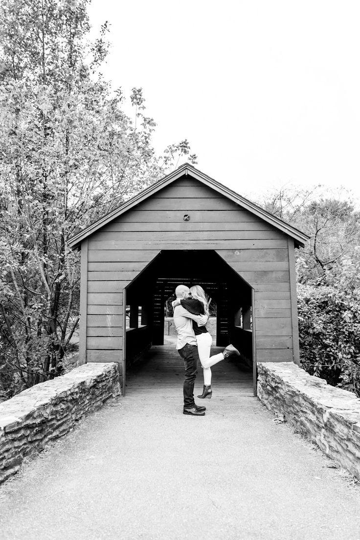 Baker Park Engagement Photos