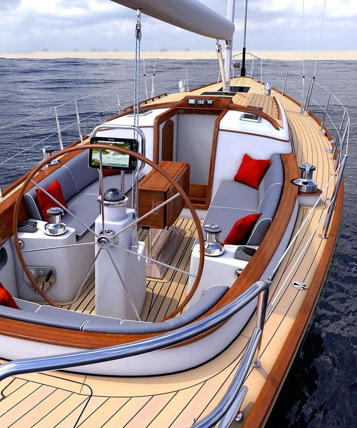 Come aboard the M46 and see why the newest boat from Morris Yachts will excite even sailing purists