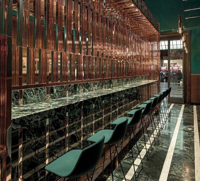TOP 10 des plus beaux intérieurs de restaurant en 2016 - Page 10