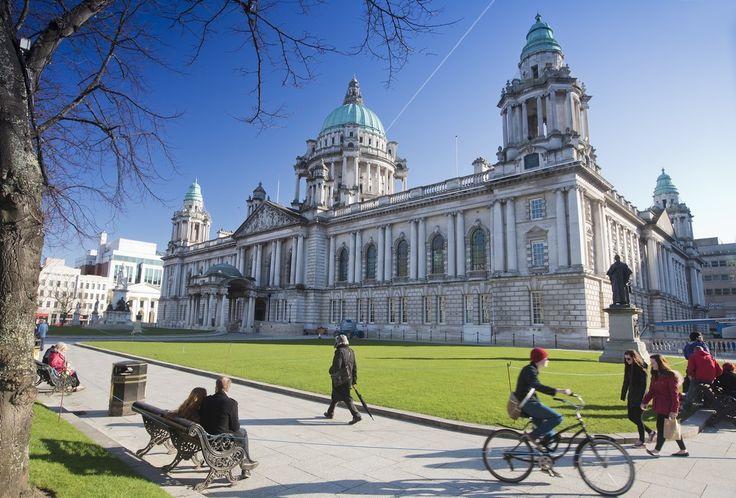 Belfast City Hall - Irlande du Nord - © Tourism Northern Ireland