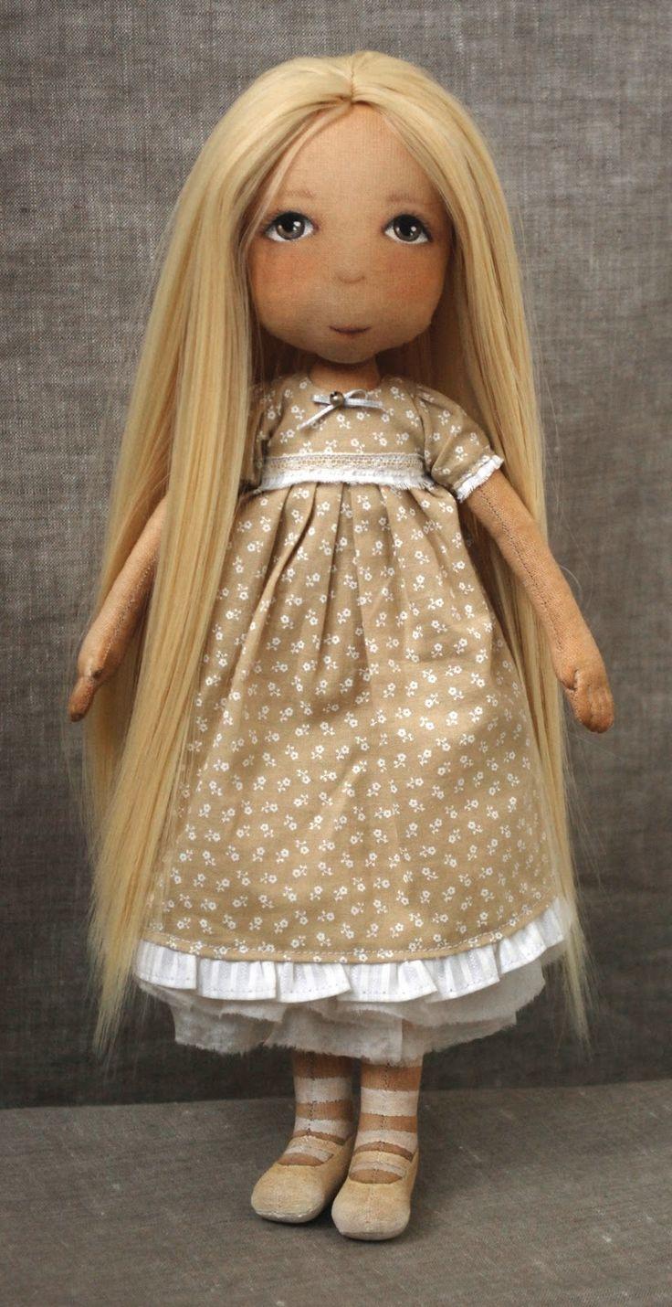 самодельные куклы фото обработки методы