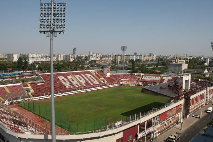 Stadionul Giulesti Valentin Stanescu (Rapid Bucuresti)