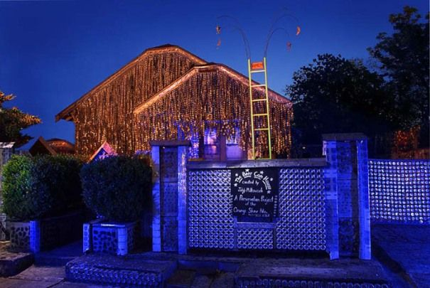beer Can House (Houston, Texas, USA)