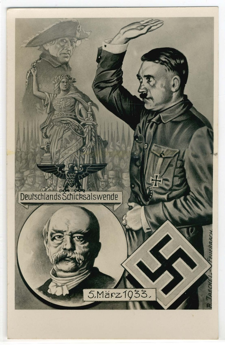 """the spread of propaganda in nazi germany From 1933 to 1945, nazi germany carried out a campaign to """"cleanse"""" german society of individuals viewed as biological threats to the nation's """"health."""