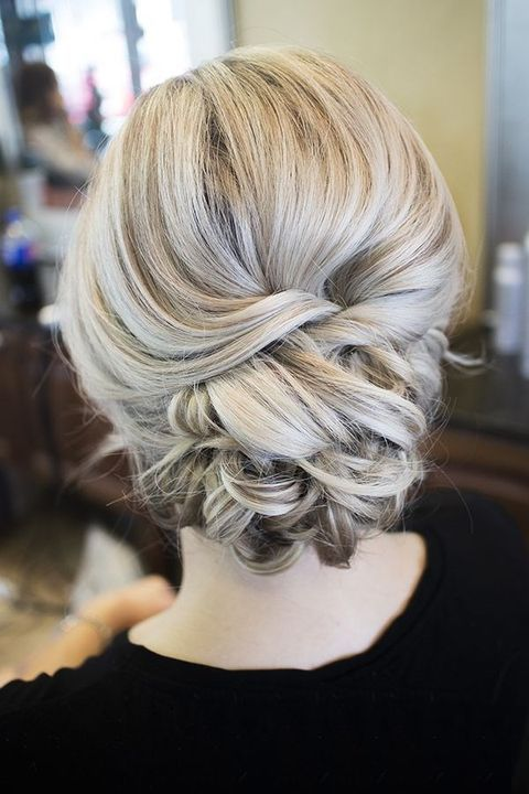 Tremendous 1000 Ideas About Bridesmaid Hair On Pinterest Simple Bridesmaid Hairstyles For Men Maxibearus