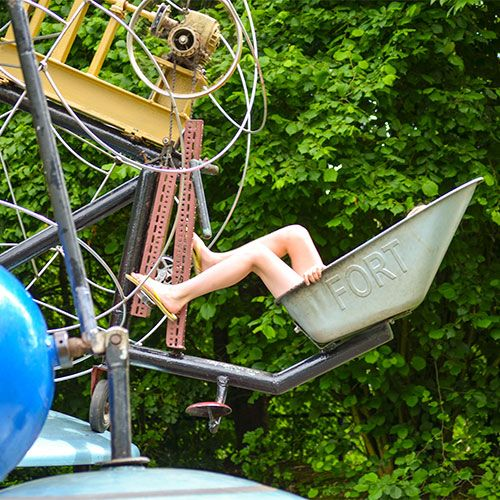 De Spelerij - De wonderlijkste speel- en ontdekplek van Nederland