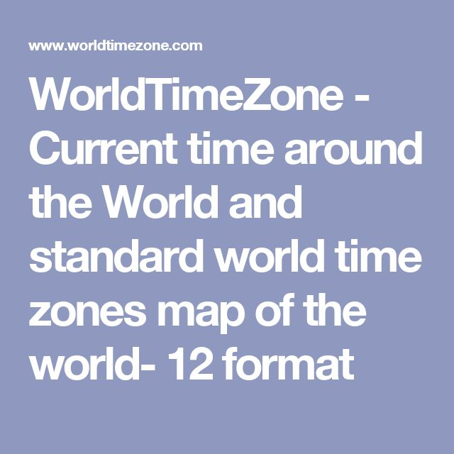 Best 25 World time zones ideas on Pinterest  Time zones World