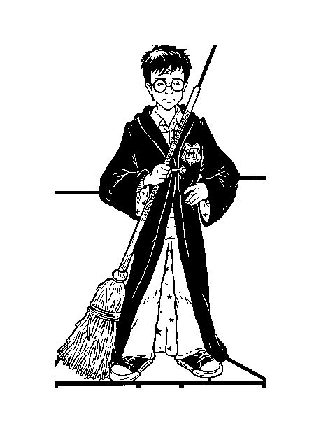 70 best Harry Potter Coloring Pages images on Pinterest Harry - best of coloring pages harry potter free