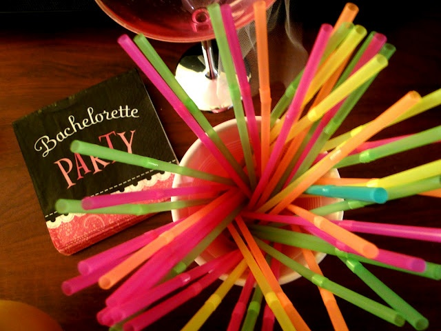 Neon Bachelorette Party