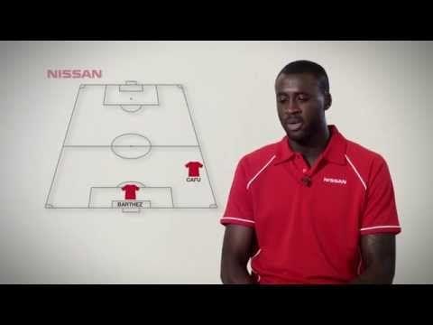 L'équipe-type de rêve de Yaya Touré - http://www.actusports.fr/125533/lequipe-type-de-reve-de-yaya-toure/