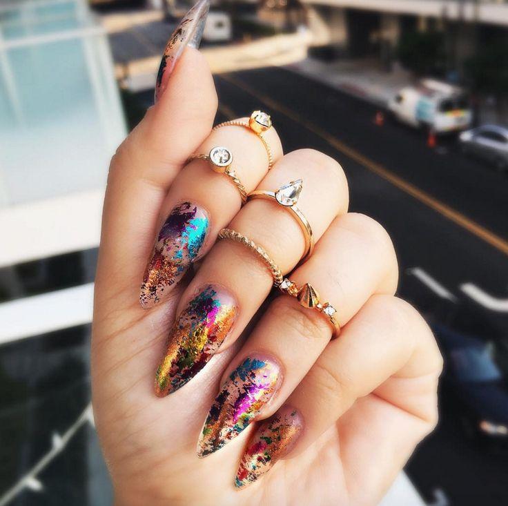 25+ Best Stiletto Nails Ideas On Pinterest