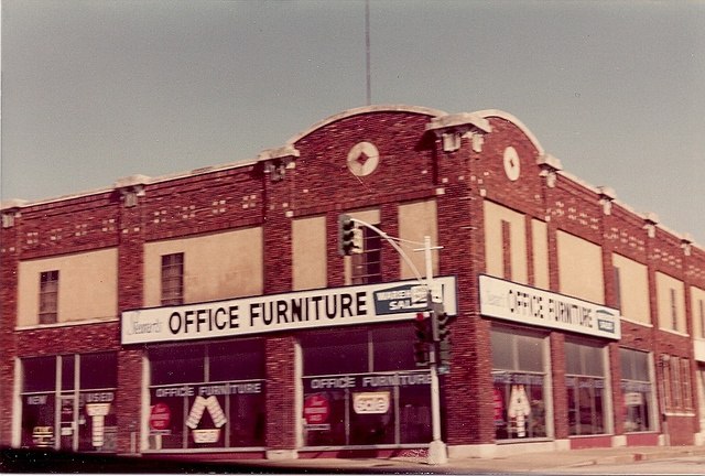 1982 Photo Of Stewart 39 S Office Furniture Dallas Texas This Was In Downtown Dallas And I Think