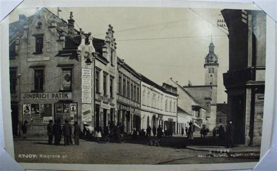 Ulice Svatoborská