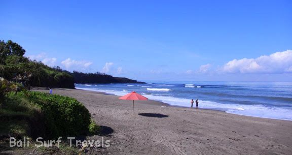 Bali Surf Travels: Kedungu Beach - Tanah Lot Surf Spots