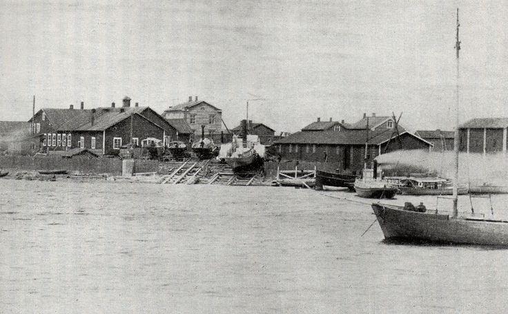 Oulun Konepaja 1880s - Oulun Konepaja – Wikipedia