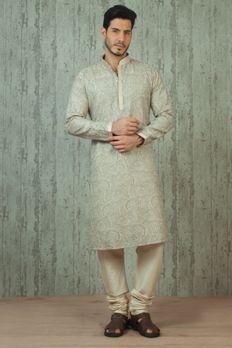 Handloom saree weaved in pure raw silk from #Benzer #Benzerworld #Indowesternwearformen #Menswear