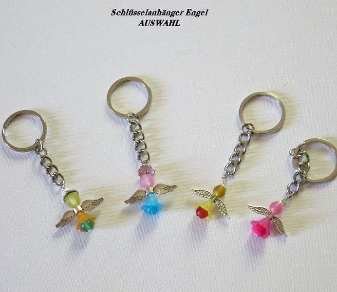 Schlüsselanhänger Engel, Schutzengel, AUSWAHL (1) von ღKreawusel-Designღ auf DaWanda.com