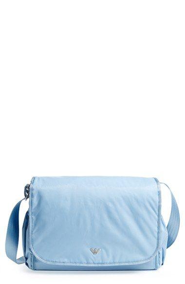 Armani diaper bag