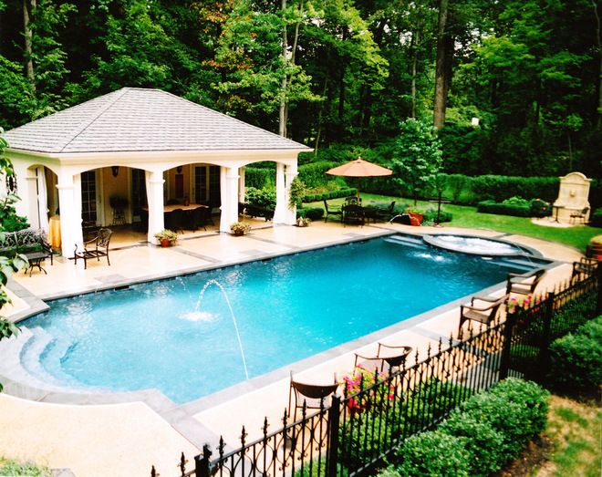 1000 images about i want a pool on pinterest pool for Pool cabana designs